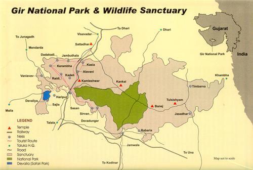 Wildlife Sanctuary in Veraval