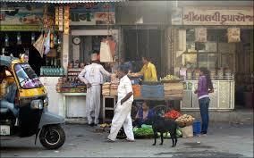 Shopping inside Veraval