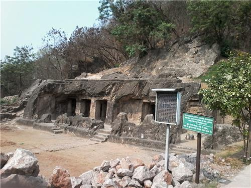 Caves in Vijayawada