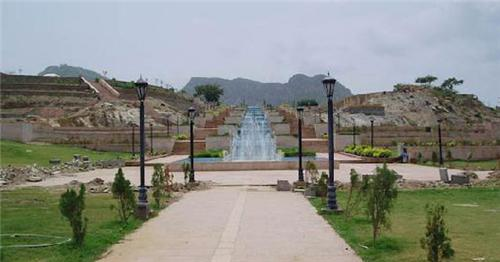 Rajiv Gandhi Park in Vijayawada