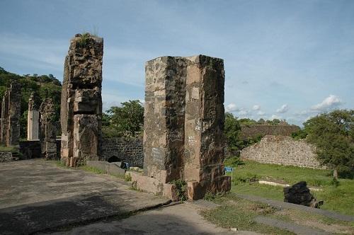 Kondapalli fort fourcourt