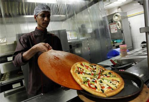 Pizza Restaurants in Virar