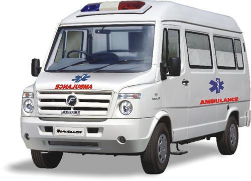 Ambulance Service in Wadhwan