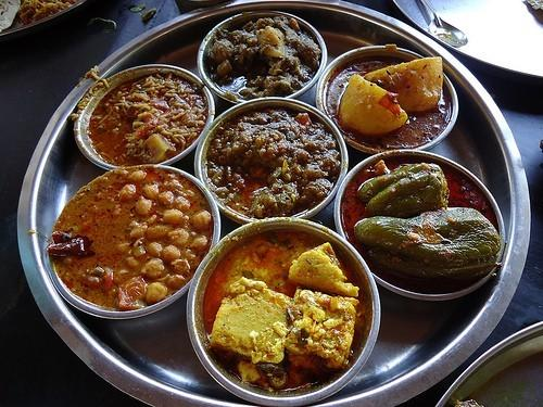 Kathiawari Food in Wadhwan