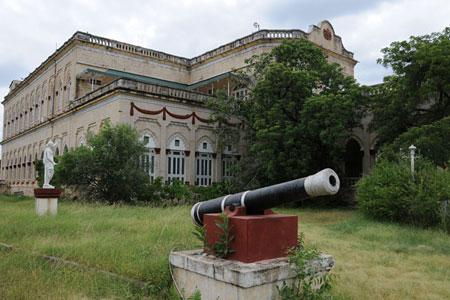 Raj Mahal Palace at Wadhwan
