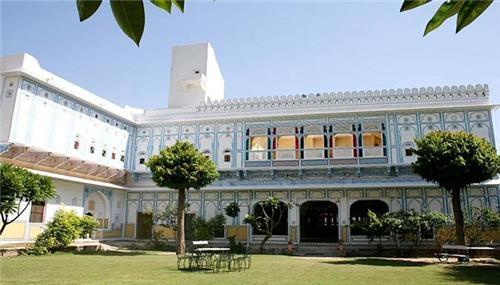 Rajmahal Palace in Wadhwan