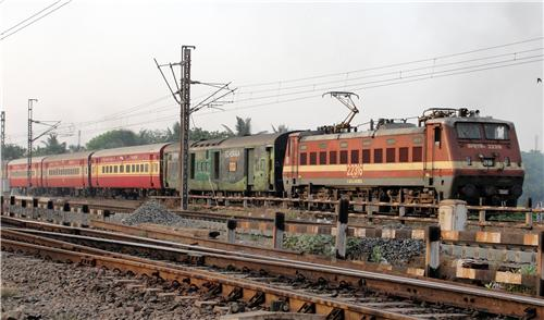 Trains from Warangal