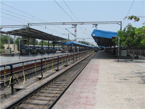 Kazipet Railway Station Warangal