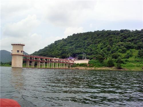 Ramappa Lake in Warangal