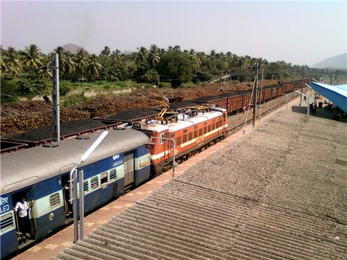 Trains from Kazipet Railway Junction