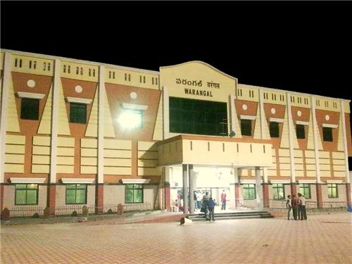 Railway Stations in Warangal