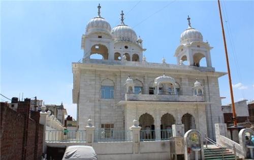 Hanuman Gate Gurudwara