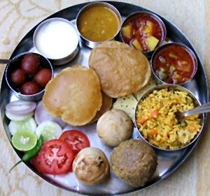Food in Yamunanagar