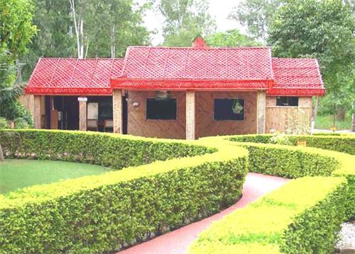 Chaudhary Devi Lal Herbal Nature Park in Yamunanagar