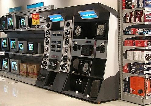 Electronic Stores in Yamunanagar