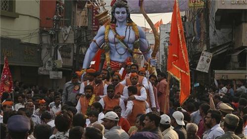 Ram Navami in Yamunanagar