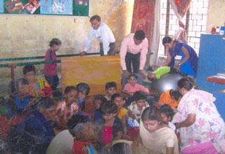 Children Welfare in Yamunanagar