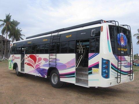 Bus Services in Yamunanagar