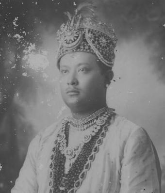 Founder of Agartala