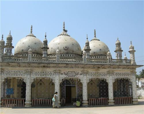 Masjids in Agartala