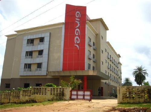 Ginger Hotel in Agartala