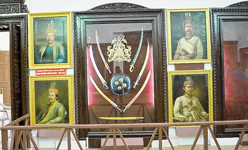 Ujjayanta Palace Museum