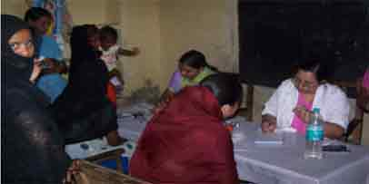 Health services in Agra