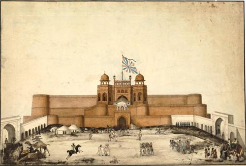 History of Agra