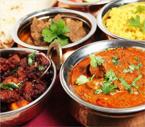 Food in Agra