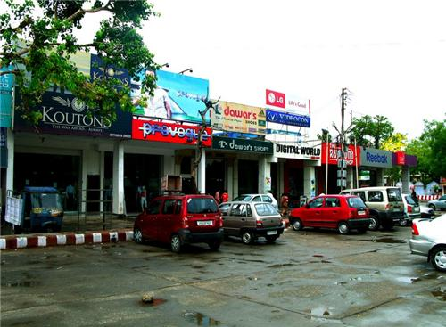 Shopping Places in Agra