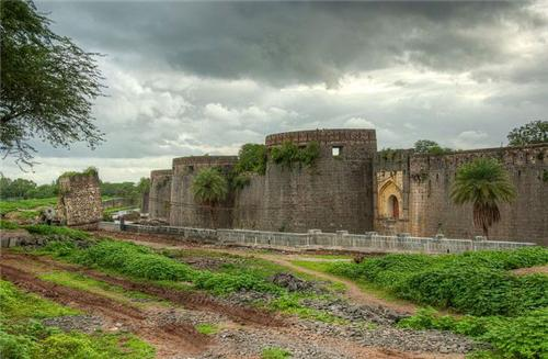 Amhednagar Fort