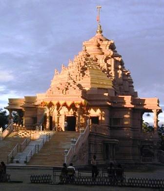 Lord Dattatreya Temple Ahmednagar