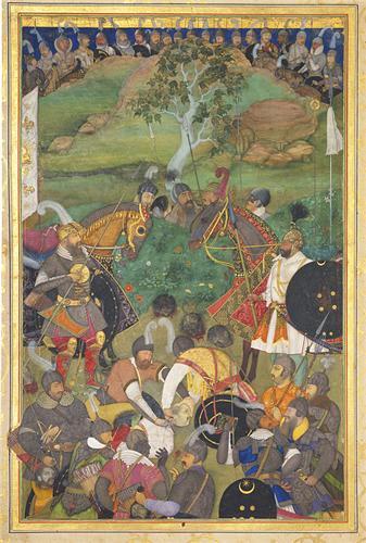 Ahmednagar's history