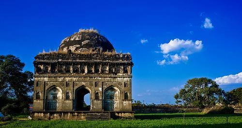 Monuments in Ahmednagar