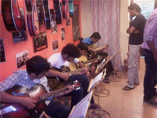 Music Classes in Ahmednagar
