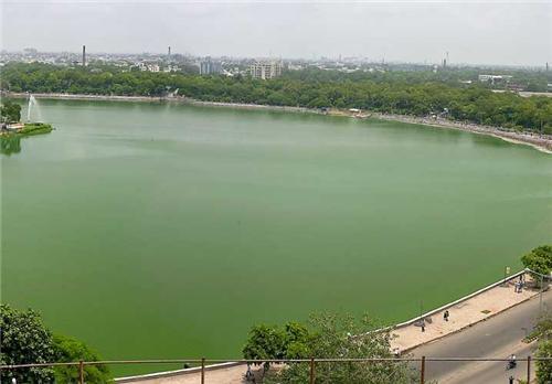 Ahmedabad Lakes