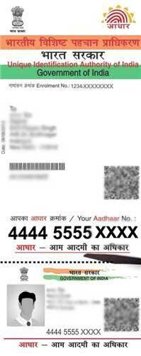 Aadhar Card in Ahmedabad