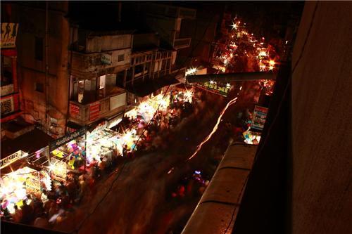 Markets in Ahmedabad
