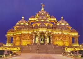 Architecture of Ahmedabad Akshardham Temple