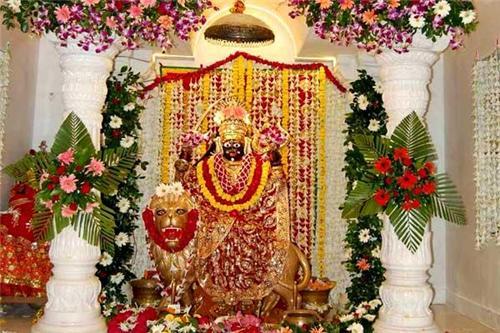 Bhadrakali Temple Ahmedabad