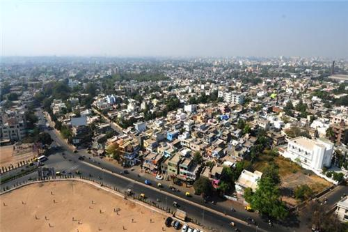 Localities and Areas in Ahmedabad