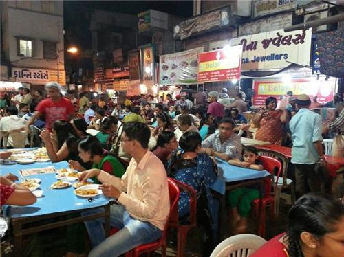Hangout Place in Ahmedabad