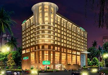 Ahmedabad five star hotel