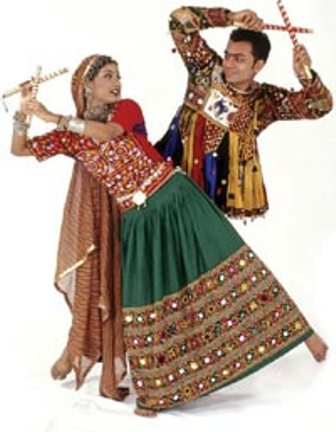 Traditional Garba Attire