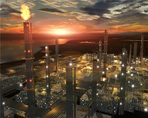 Petrochemical Industry in Ahmedabad