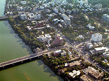 Physical Features of Ahmedabad
