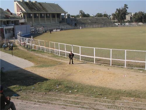 Cricket in Amritsar