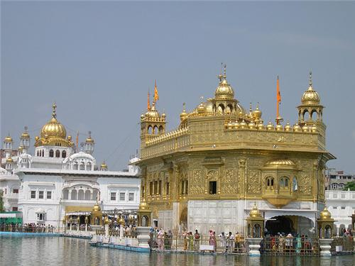 Architecture of Golden Temple