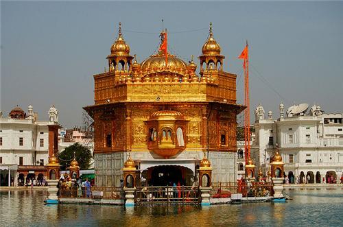 Swarna Mandir in Amritsar