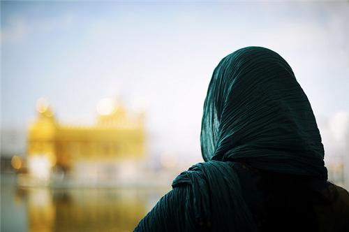 The sacred temple of Sikhs
